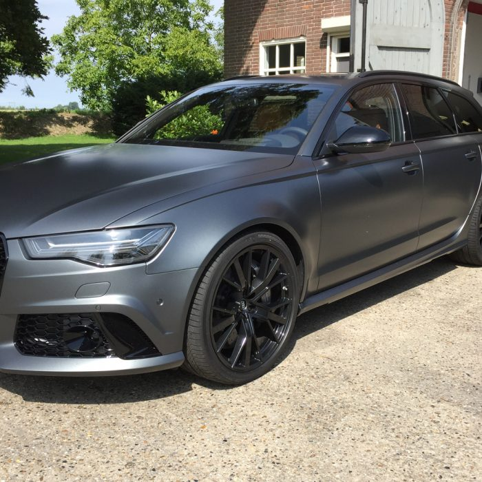 RS6 Bodyshield