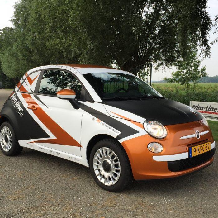 Fiat 500 Trim-line