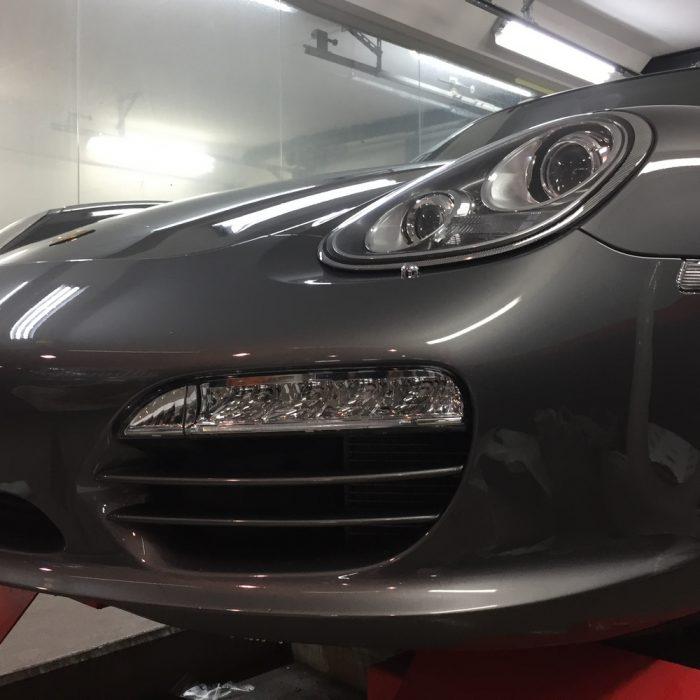 Porsche Boxer