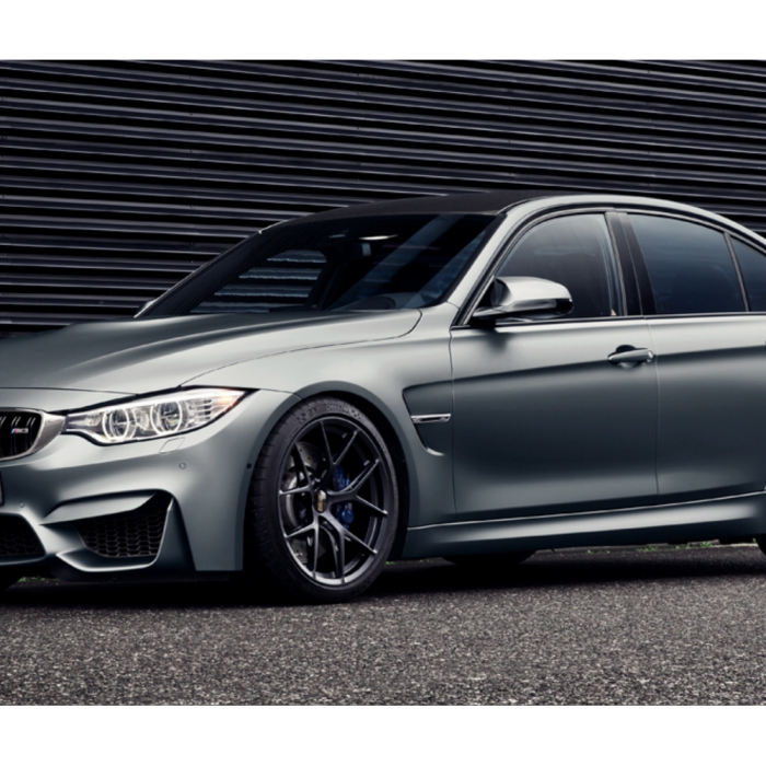 BMW M3 – Dove Grey