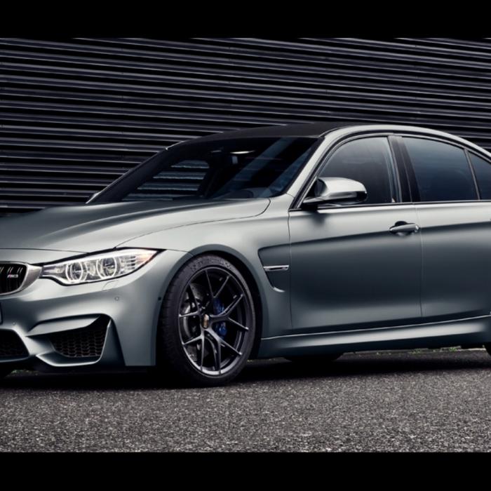 BMW M3 – Dove Grey