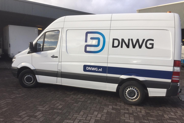Delta wordt DNWG met hulp van Trimline