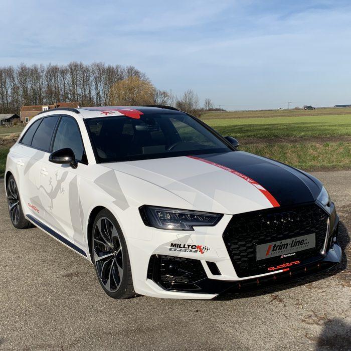 Audi RS4 – Jon Olsson Style