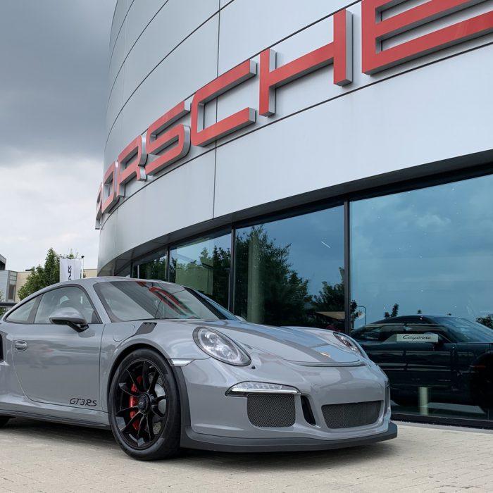 Porsche 911 GT3 RS – Nardo Grey