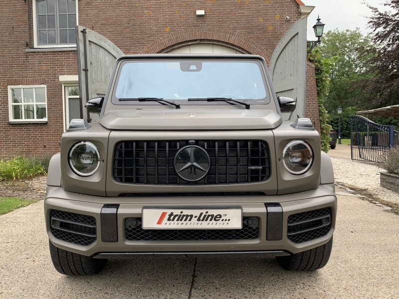 'Blackout' – Mercedes G63 AMG