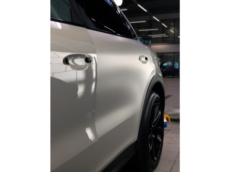 Matte Paint Protection Film