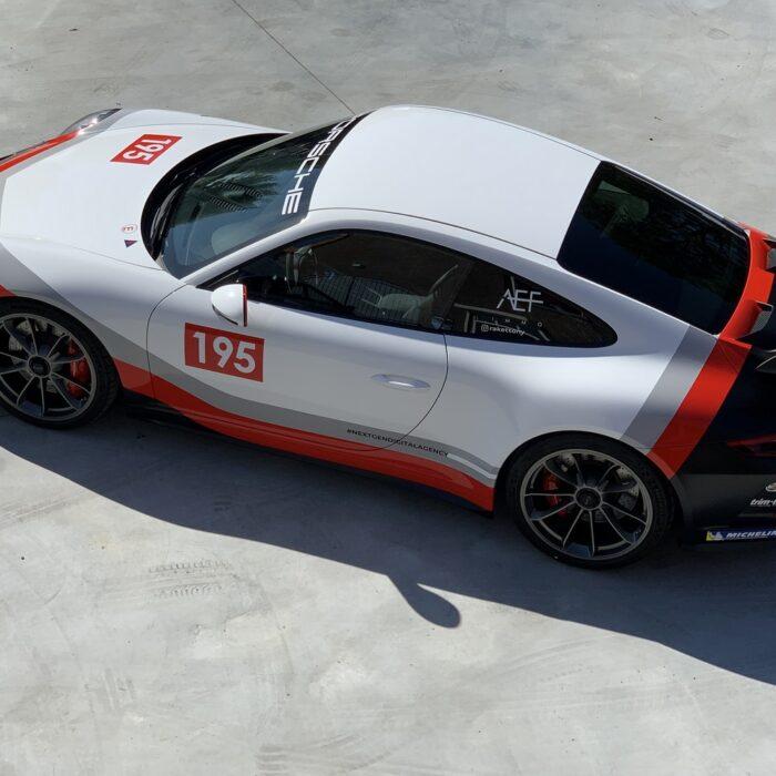 Mercedes GTR + Porsche GT3