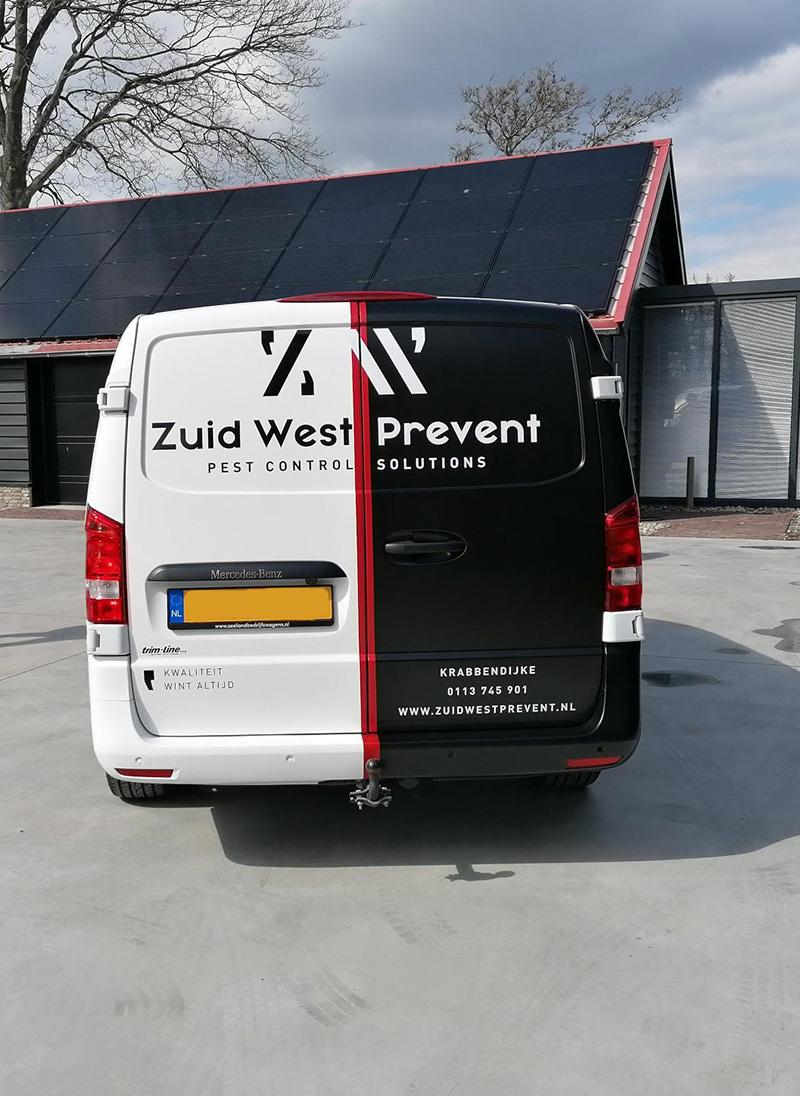 autobelettering zuid-west prevent