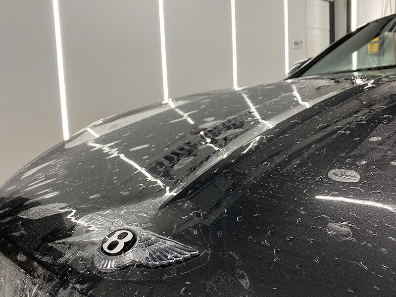 Paint Protection Film Bentley Continental